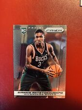 Giannis Antetokounmpo 2013/14 PANINI PRIZM #290 Rookie Chase 8 Card Re-Pack