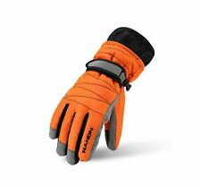 Brand NANDN Warm Waterproof Winter Ski Gloves Snowboard Gloves For All familly