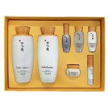Sulwhasoo Essential Duo Set (Balancing Water + Emulsion + 5 pcs samples)