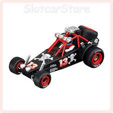 """Carrera Go 61205 Dune Buggy """"no. 13"""" nero (modello speciale) 1:43 CAR AUTO"""