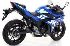SILENCIEUX ARROW PRO-RACE NICHROM DARK SUZUKI GSX-R 250 2017 - 71870PRN