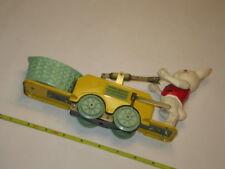 Lionel Peter Rabbit handcar in rare great condition