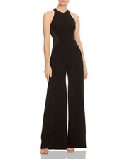 HALSTON Caged Wide-Leg Jumpsuit MSRP $425 Size 4 # 4NA 705 NEW