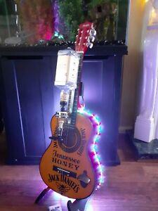 Honey Jack Daniels Guitar Bar