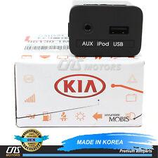 GENUINE Aux IPOD USB Jack for 2010-2013 Kia Forte Forte Koup OEM 961301M100WK