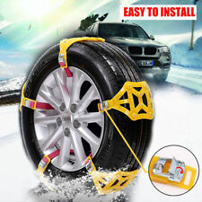 Car SUV Truck Snow Tire Chain Universal Tire Antiskid Chain F Mud Rain Driving