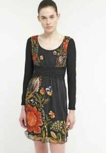Spanish Desigual Long sleeved dress