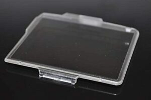 Hard Plastic LCD protector / cover for Nikon D600 D610 replaces BM-14