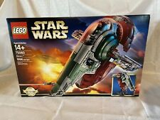 LEGO Star Wars Slave 1 75060 UCS Ultimate Collector's New!!!