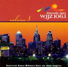 Various Artists WJJZ 106.1: Smooth Jazz Vol. 8 CD