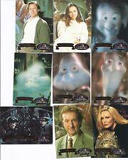 Casper, Fleer Ultra Base set of 119 cards