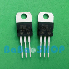 20pcs New TIP125 125 PNP Darlington Transistors TO-220 ST