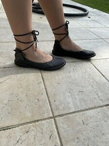 Chaussures plates à lacets KICKERS Pointure 39