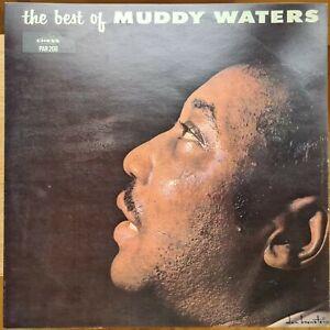 The Best of Muddy Waters Chess International original LP top