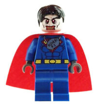 Custom Minifigure Bizarro Superhero Superman  Printed on LEGO Parts