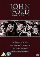 John Ford - The Grapes Of Wrath / How Verde Was il Mio Valley / Cavallo Soldiers