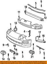 TOYOTA OEM Front Bumper-Bumper Cover Clip 9046705113
