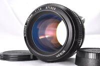 Nikon NEW Nikkor 55mm f/1.2 non Ai Manual MF Prime Lens From Japan #102
