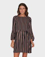 Billabong BNWT Honey Pie Dress Women's Size 14 Scoop Back RRP $99.95