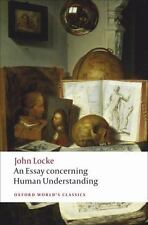 An Essay Concerning Human Understanding by John L. Locke (English) Paperback Boo