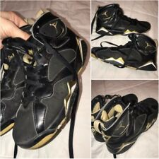 Air Jordan Retro 7 VII GS GMP Gold Golden Moments Pack VII Six 8.5y 8.5 Youth