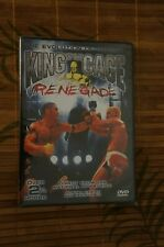 King of the Cage - RENEGADE - Wrestling DVD Sealed (Sports)