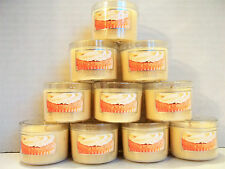 Bath Body Works Slatkin FROSTED CUPCAKE Candles, Mini, 1.6 oz., NEW x 10