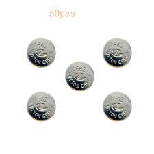 50pcsx 1.5V AG10 LR1130 LR1131 LR54 389A 389 Alkaline Batteries Button Coin Cell