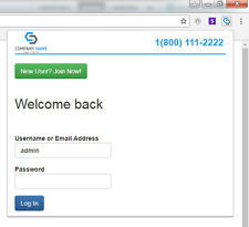 Google Chrome Extension of WordPress login for Admin, customers, members,editors