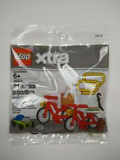 LEGO Xtra Bicycles Set #40313 for minifigures town city Bike sealed Polybag -