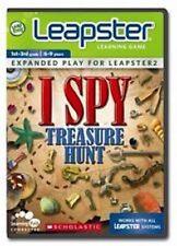 RARE-I SPY -TREASURE HUNT (Leapster 1 & 2)