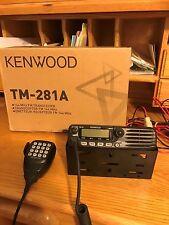 Kenwood TM-281A Transceiver for Sale