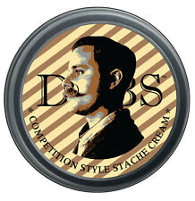 Dubs Stache Cream - FIRM Mustache Wax 1.3 oz tin