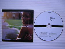 Fried - When You Get Out Of Jail, 2 Track PROMO COPY CD