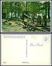 Vintage Postcard - Old Steam Engine Used On Farm G33
