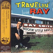 RAY SMITH-TRAVELIN`WITH RAY-JAPAN MINI LP CD Ltd/Ed F04