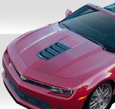 10-15 Chevrolet Camaro Duraflex Z28 Look Hood 1pc Body Kit 109478