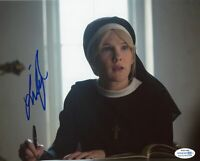 "Lily Rabe ""American Horror Story"" AUTOGRAPH Signed 8x10 Photo B ACOA"