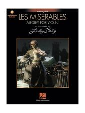 Les Misérables Mis Medley Lindsey Sterling Learn to Play Film Songs MUSIC BOOK