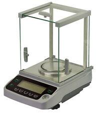 Electronic balance Lab Digital Analytical Balance Scale 120g*0.0001g 0.1mg
