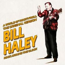CD A World of rock'n'roll : Bill Haley - Rock around the clock / IMPORT