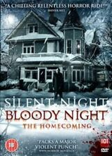 Silent Night Bloody Night - The Homecoming christmas horror thriller cult gore