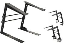 PROEL LTS001 SUPPORTO PC LAPTOP STAND DJ SUPPORTO NOTEBOOK DJ STAND PER DJ