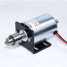 24V 8000RPM DC Motor DIY Accessories For Mini Lathe Table Saw Eletric Saw Bench