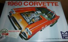 MPC 830 1960 Chevrolet Corvette 6n1 1/25 Model Car Mountain FS