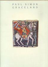 PAUL SIMON graceland CANADA 1986 EX LP
