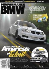 Performance BMW Magazine 135i Volvo Powered E30 E39 M5 Buying Guide M3 GTS Coupe