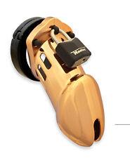 chastity belt CB-6000S Gold Finish