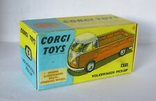 Repro Box Corgi Nr.431 Volkswagen Pick Up