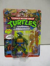 1991 TMNT Leonardo with Storage Shell